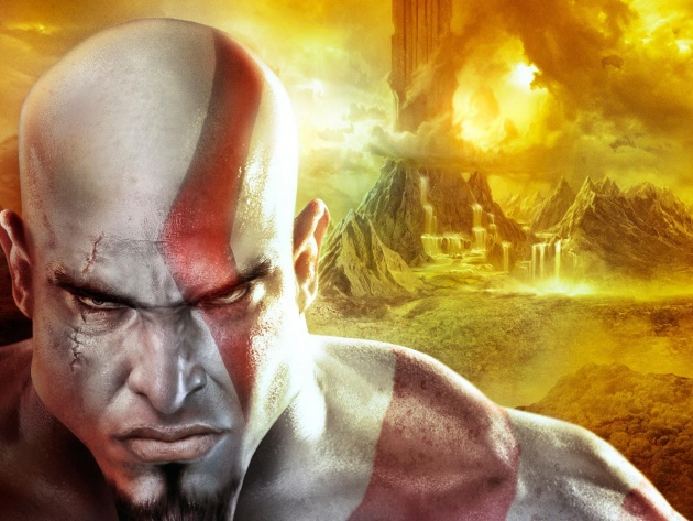 Wallpapers Kratos (God of War), photo, pictures